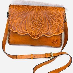 Patricia Nash Leather Sarola Crossbody